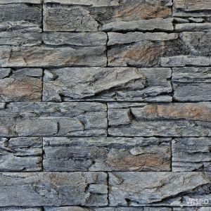 Betonový obklad VASPO Skala Zvrásněná ANTRACIT