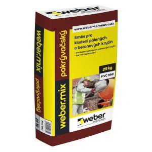 Suchá maltová směs weber.mix pokrývačský 25kg