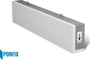 PORFIX překlad nosný 1500x250x125mm