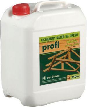Chemický ochranný nátěr na dřevo PROFI 5kg transparent