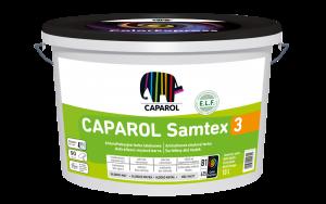Interiérová vinylová barva CAPAROL Samtex 3 10l