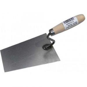 BECCO lžíce nerez 16 cm dřevěná rukojeť - zelená