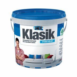 Interiérová disperzní barva HET KLASIK 1,5kg