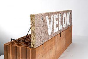 VELOX WSC 35 2000x250mm deska se zářezy pro bednění věnců