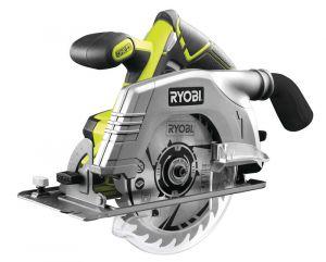 RYOBI R18CS-0 Okružní pila ONE+, 165mm, 24zb, vodítko, bez aku a nabíječky