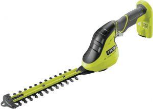 RYOBI OGS1822 Aku nůžky na trávu/plotostřih ONE+ 18V, 200mm, bez aku a nabíječky