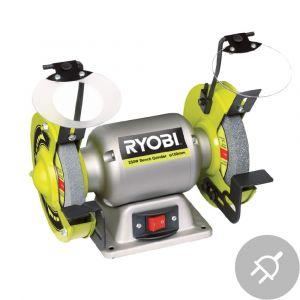 RYOBI RBG6G Dvoukotoučová bruska 250W, 150mm