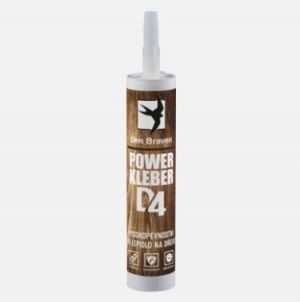 POlyuretanové lepidlo power kleber D4 300ml GOLD