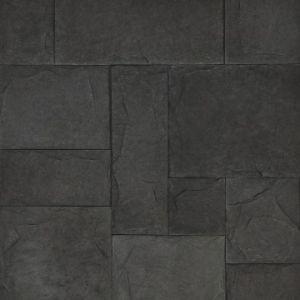 Betonový obklad VASPO Břidlice štípaná TMAVĚŠEDÁ