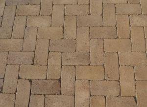 LEIER betonová dlažba PATIO 12,4x25x5 hnědá
