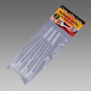 DEN BRAVEN náhradní špičky chemická kotva 3ks