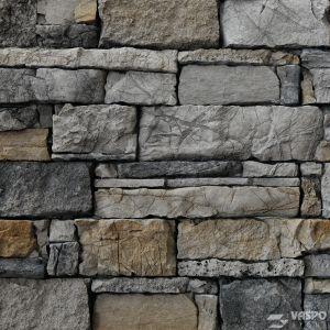 Betonový obklad VASPO Kámen srubový ŠEDÝ