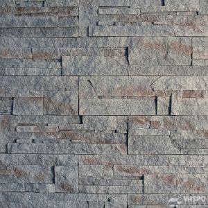 Betonový obklad VASPO Kamen lámaný ŠEDÝ