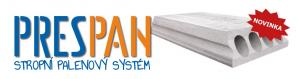 Betonový stropní panelový systém PRESCOT PRESPAN