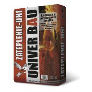 Lepící a stěrkovací hmota UNIVERBAU zateplovací UNI 25kg