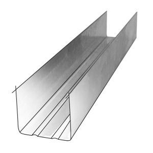 Ocelový výztužný profil UD (30/27/0,6) 4m