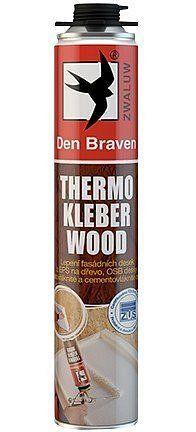 Jednosložkové polyuretanové lepidlo Thermo Kleber WOOD 750ml