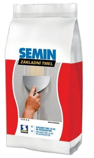 SEMIN základní tmel pro sádrokarton CE98 - 4,5kg