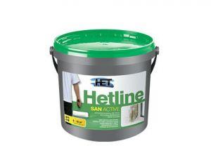 Interiérová barva s biocidním přípravkem HET Hetline SAN 1,5kg