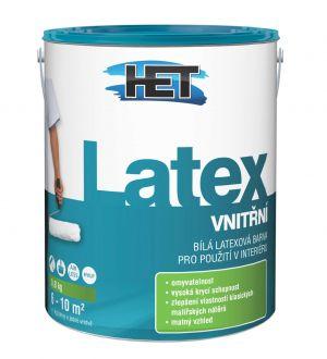 Disperzní malířská barva HET Latex univerzální 0,8+0,2kg