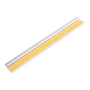 Začišťovací okenní profil bez tkaniny APU lišta 6mm/2,4m
