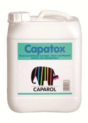 Biocidní vodný roztok CAPAROL Capatox biocidní nátěr 1lt