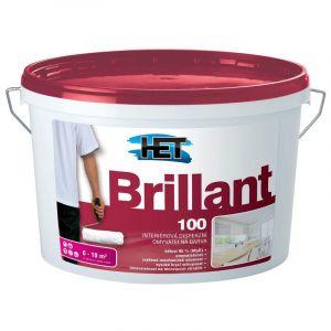 Interiérová omyvatelná barva HET BRILLANT 100 15+3kg