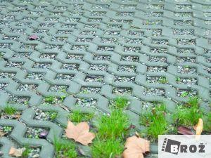 Zatravňovací dlažba DITON vegetační 600/400/80mm šedá