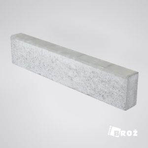 BROŽ obrubník chodníkový 100/25 šedá