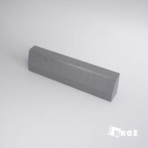 BROŽ obrubník silniční 100/25 šedá