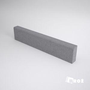 DITON obrubník parkový 100/25 šedá