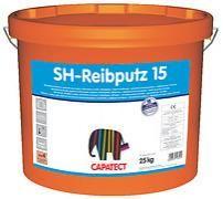 Silikonová omítka CAPAROL SH Reibputz 15 25kg B