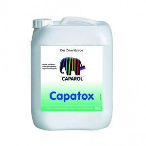 Biocidní vodný roztok CAPAROL Capatex biocidní nátěr 10lt