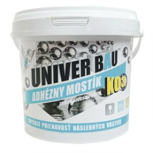 Penetrační podkladový nátěr UNIVERBAU adhézní můstek 1kg