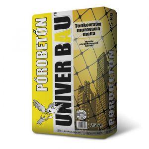 UNIVERBAU lepidlo na POROBETON 25kg