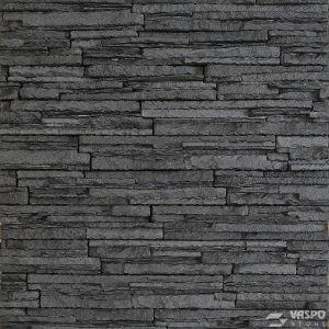 Betonový obklad VASPO Kameň považan ČERNÝ