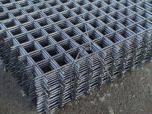 Svařovaná kari síť KY 49 oko 100x100 mm drát 8 mm