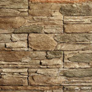 Betonový obklad VASPO Skala Zvrásněná HNĚDÝ MELÍR