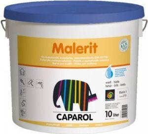 Matná interiérová barva CAPAROL Malerit 10l X1