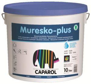 Akrylátová fasádní barva CAPAROL Capamur Finish 10 l