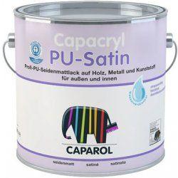 Polyuretanový akylový lak CAPAROL CAPACRYL PU-Satin 2,4 l W