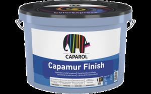 Akrylátová fasádní barva CAPAROL Capamur Finish 2,5l