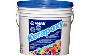 MAPEI Kerapoxy spárovací hmota 5kg ŠEDÁ STŘEDNÍ 112