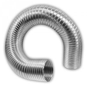 HACO hadice flexibilní AL 125mm/2,5m