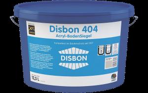 Jednoslož. akrylátový nátěr na podlahy Disbon 404 Carbon 12,5lt