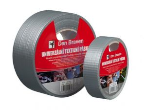 Bandážovací univerzální textilní páska 25mmx50m