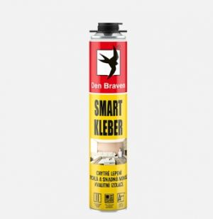 PU lepidlo SMART KLEBER pistolové 750ml RL