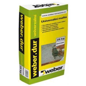 Suchá směs pro vícevrtsvé jádrové omítky weber.dur universal.1mm