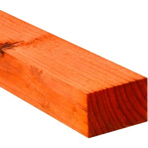 Střešní lať ze smrkového dřeva 40x50/4000 mm impregnovaná