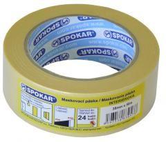 SPOKAR maskovací páska interiérová 25mmx50m